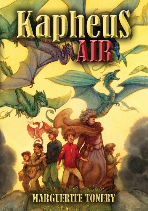 Kapheus Air- Buch 2