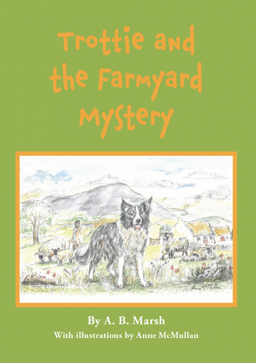 Trottie and the Farmyard Mystery Class Sets Available