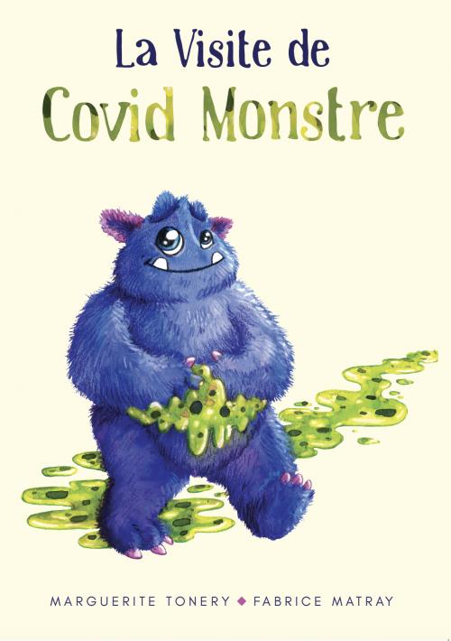 La Visite de Covid Monstre (e-book)