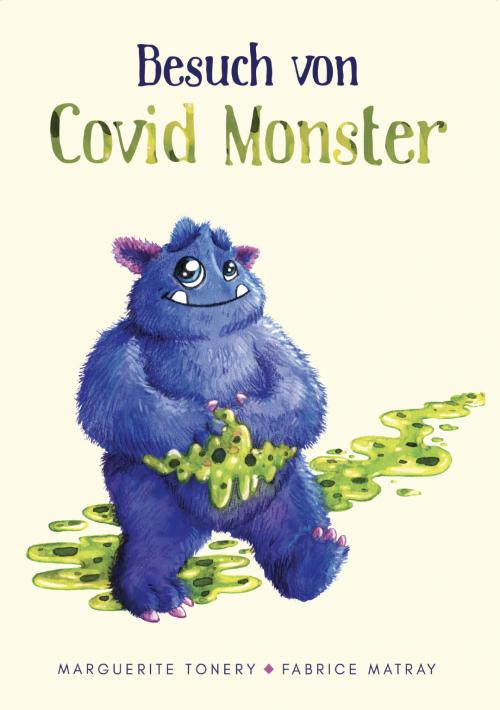 Besuch von Covid Monster (e-book)