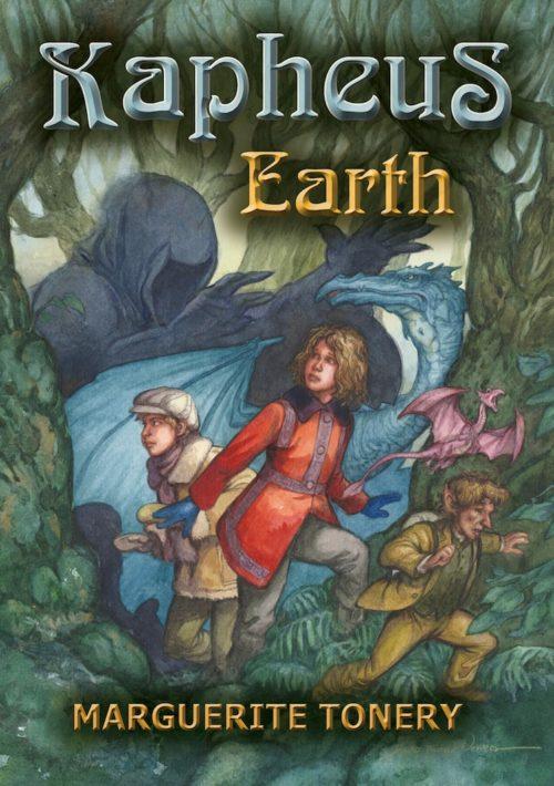Kapheus Earth- Livre 1