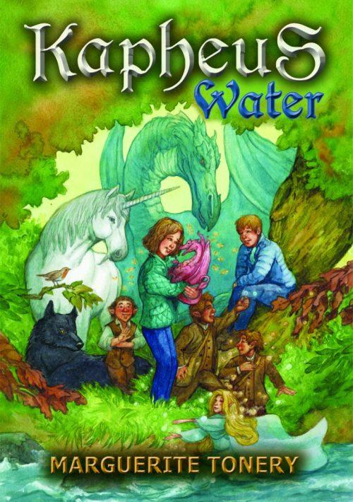 Kapheus Water- Livre 3