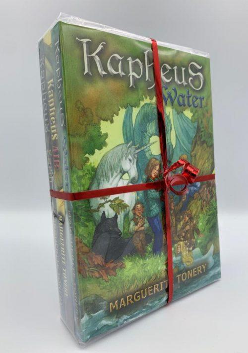 Lot d'anniversaire/noël Kapheus- 3 livres