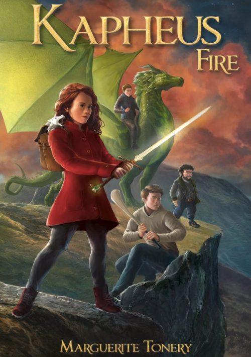 Kapheus Fire- Leabhar 4