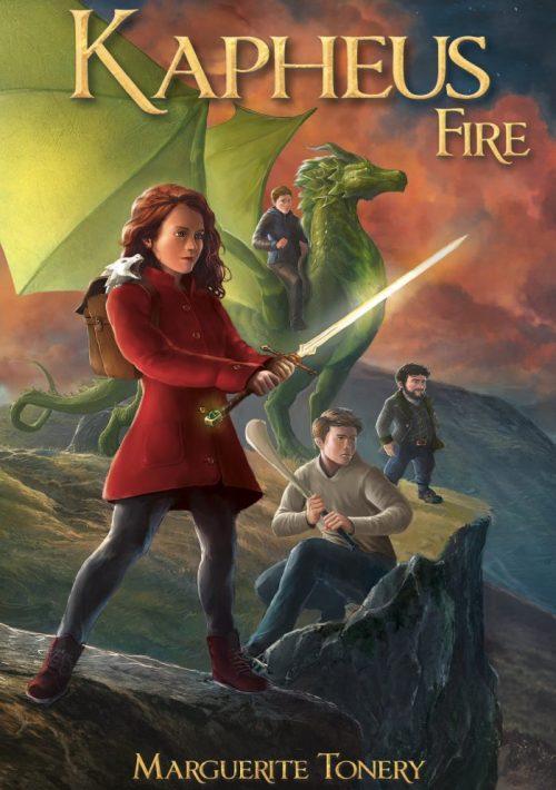 Kapheus Fire- Book 4