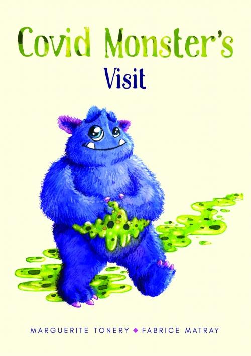 Covid Monster's Visit Pre-Order