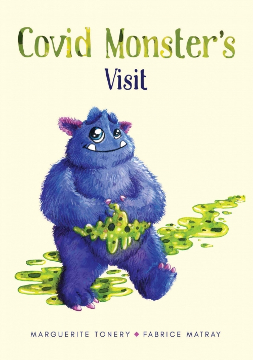Covid Monster's Visit – English