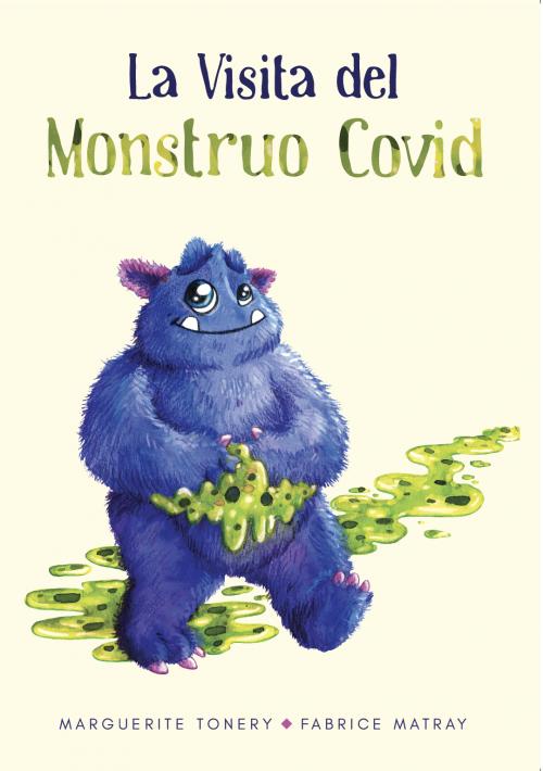 La Visita del Monstruo Covid – Español